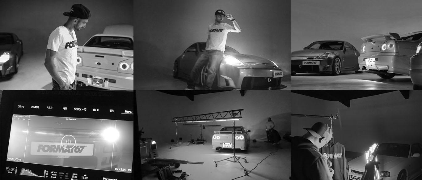 Fotostudio & Eventlocation-Autos-Studio-Cars