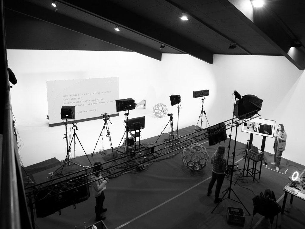 Fotostudio & Eventlocation-Livestream